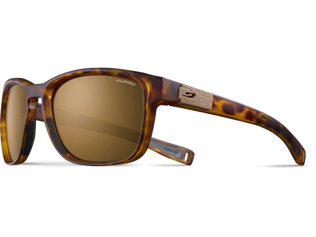 Julbo Paddle Polarized 3 Gafas de sol, tortoise shell/black/brown